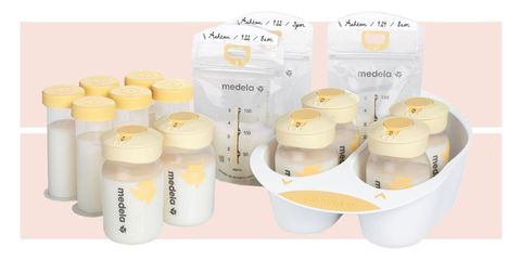 Breastmilk Storage